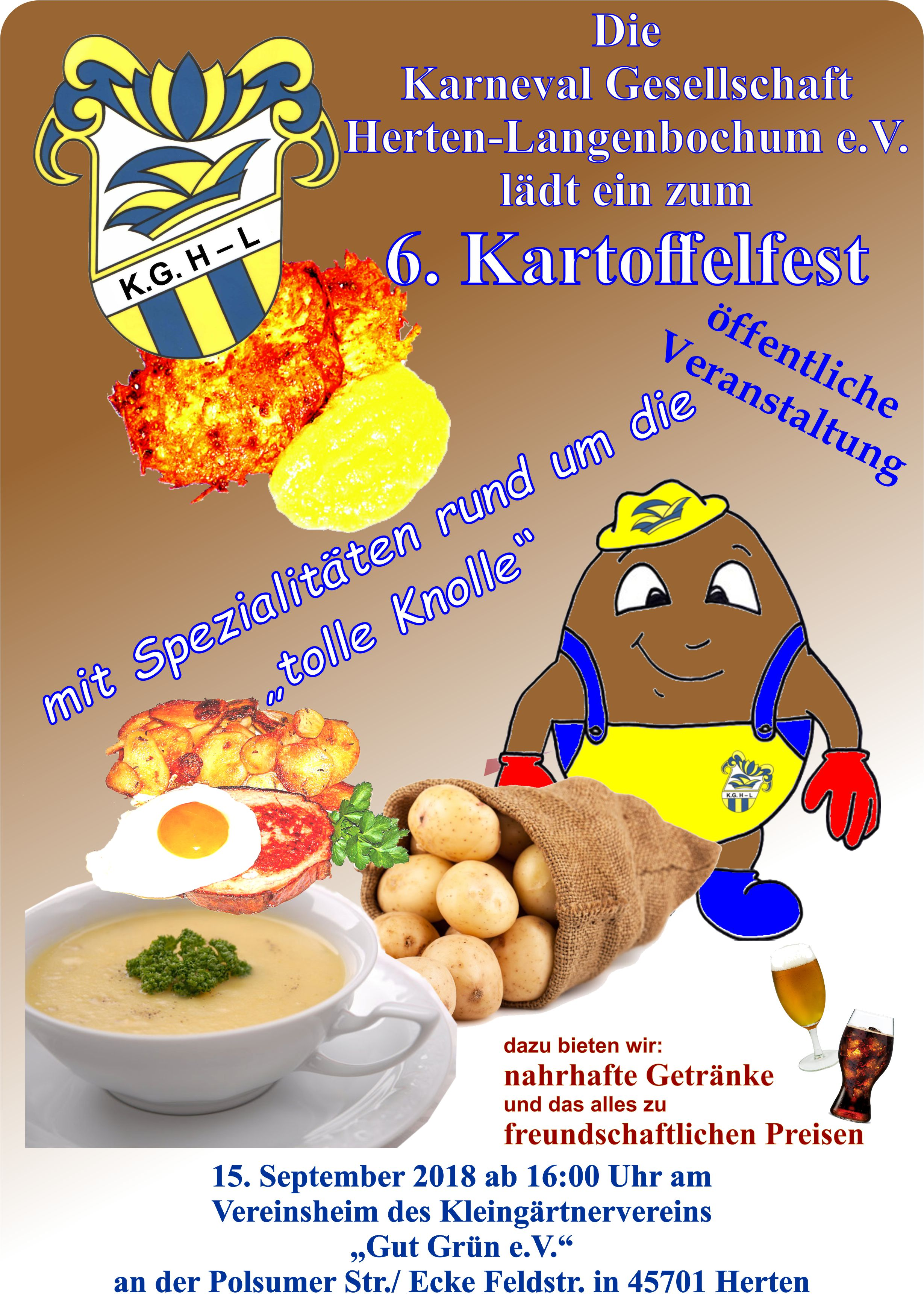 Potato Plakat 2017 A4